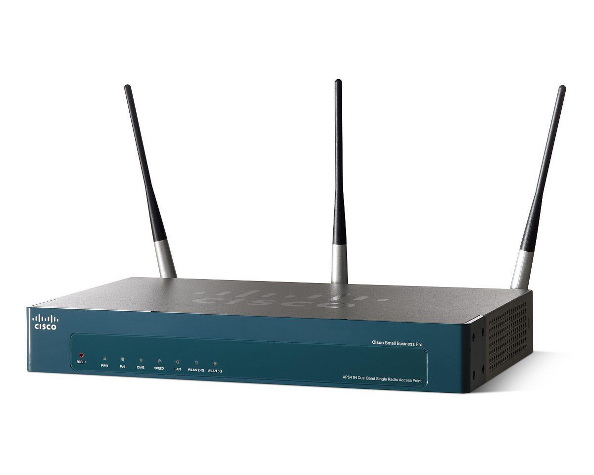 Точка беспроводного доступа Cisco AP 541N