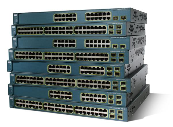 Коммутаторы Cisco серии Catalyst 6500