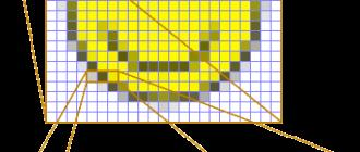 Форматы растровой графики