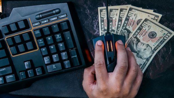 Киберспорт – отличная сфера заработка денег
