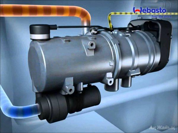 Преимущества установки обогревателя для двигателя